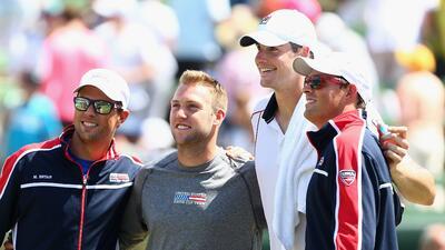 Estados Unidos buscará desde este viernes llegar a semifinales de la Copa Davis