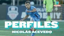 Nicolás Acevedo busca consolidarse con títulos en New York City FC
