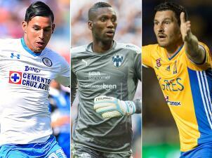 Los convocados de la Liga MX en las selecciones del mundo