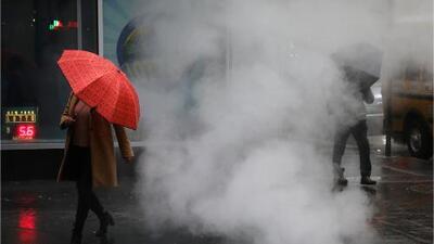 Advierten sobre un descenso abrupto de temperaturas en Nueva York para la madrugada del sábado