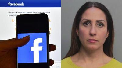 Acusan a una mujer de estafar a docenas de personas a través de Facebook