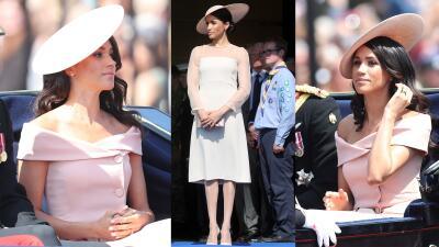 Meghan Markle rompe (de nuevo) el protocolo en el cumpleaños de la reina Isabel II