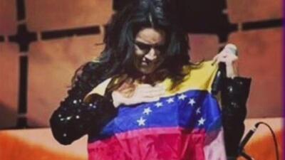 """""""Sabemos que estamos a punto de ver el amanecer"""": Karina sobre la crisis en Venezuela"""