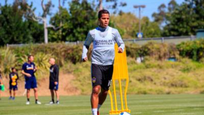 LA Galaxy esperará hasta última hora por los hermanos Dos Santos antes de enfrentar a LAFC