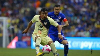 EN VIVO: América vs. Cruz Azul, final ida del Apertura 2018