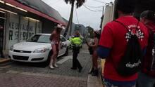 "Arrestan en Florida al famoso ""vaquero desnudo"" de Times Square"