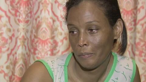 Madre soltera no pudo cumplir su sueño de convertirse en militar por una enfermedad incurable