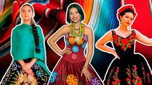 Ángela Aguilar revela el secreto de sus vestidos mexicanos, incluido el que usará para el GRAMMY