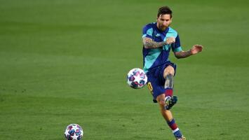 """Hansi Flick: """"Messi es el mejor futbolista del mundo"""""""