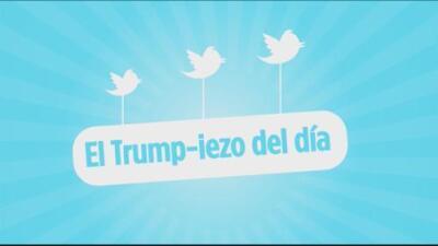 El Trump-iezo del día: el presidente VS James Comey