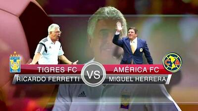 ¡Se sacan chispas! Los números del imperdible duelo de la J12: 'Tuca' Ferretti vs. 'Piojo' Herrera