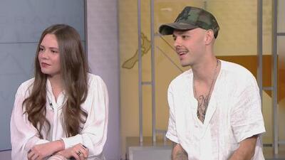 Jesse y Joy hablan de su nueva canción y de lo que vieron luego de los terremotos en México