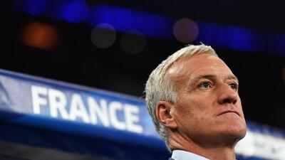 Griezmann y Mbappé lideran a los 23 convocados de Francia para Rusia 2018