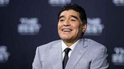 """Diego Maradona desata una nueva polémica política: """"Somos chavistas hasta la muerte"""""""