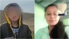 """""""Dijeron que no les convenía tenerme ahí"""": la mamá del niño abandonado en la frontera narra cómo fue liberada de sus supuestos captores"""