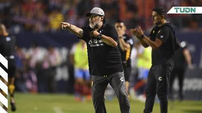 Maradona se preocupa por Culiacán y pide disculpas por Gaspar