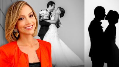 """Entre suspiros, Satcha celebra 6 años de su romántica boda con Aaron Butler: """"¡Enhorabuena el amor!"""""""