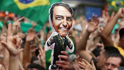 Bolsonaro arrasa en las elecciones presidenciales de Brasil, pero deberá ir a segunda vuelta con Haddad