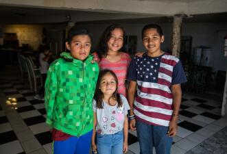 Se acabó: esta familia no aguantó más en la frontera y decidió devolverse a Guatemala harta de las políticas de Trump