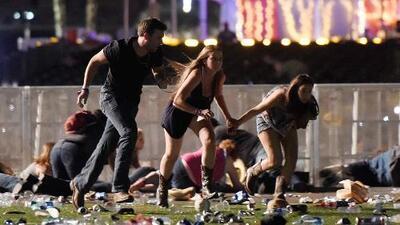 Periodista explica cómo fue el momento exacto en el que se enteró del tiroteo en las Vegas