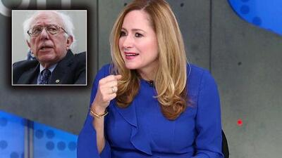 ¿Une o divide a los demócratas? Congresista Debbie Mucarsel-Powell reacciona a la postulación de Bernie Sanders