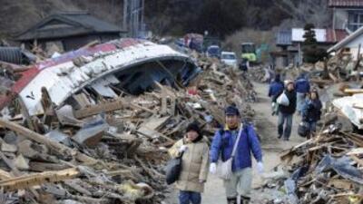 Los peores terremotos y tsunamis del mundo