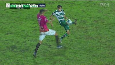Gol… anulado: Correcaminos no logró descontar por polémica mano