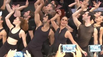"""Biby Gaitán 'advierte' que sus hijos ya están listos para un musical: """"Un día de estos te damos la sorpresa"""""""