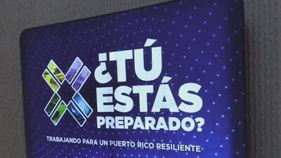 Autoridades aseguran que se están preparando para enfrentar la temporada de huracanes de 2019
