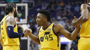 Donovan Mitchell renovó su contrato con los Utah Jazz por cinco años