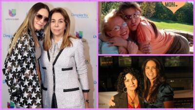 Actores de telenovela que son (o fueron) inseparables de sus mamás