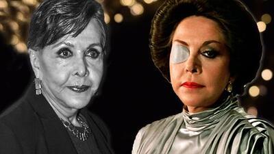 Vida, parche y muerte de María Rubio: la actriz que enseñó a ser villana en las telenovelas