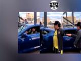 """Maradona y su Camaro en Culiacán: """"Dile a Jorgito, que digo yo, que me lo compre"""""""