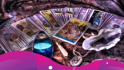 Tarot: la tirada de las 21 cartas