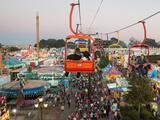 Feria Estatal de Carolina del Norte es cancelada por primera vez desde la II Guerra Mundial