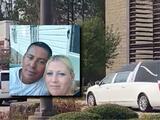 """""""Jamás pensé que se iría primero"""": Hispano da el último adiós a su esposa, una de las víctimas de la masacre en Atlanta"""