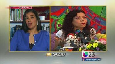 La influencia de Rosario Murillo en la política de Nicaragua