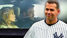 A-Rod reacciona a las vacaciones de JLo y Ben Affleck recordando que el actor no solo es su rival en el amor
