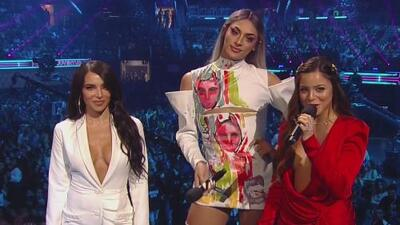 Las lentejuelas y los brillos se impusieron en los Premios Juventud: ¿quiénes fueron los mejor y peor vestidos?