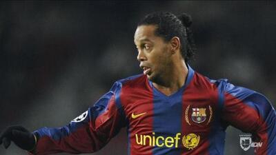 Los 10 mejores   Ronaldinho, la alegría del fútbol a través de sus pies