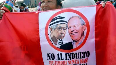 En fotos: Así se desató la crisis en el gobierno del peruano Kuczynski