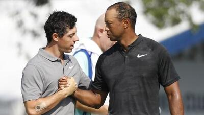 ¿Tiger Woods y Rory McIlroy en Tokio 2020? Sí, ellos quieren ir