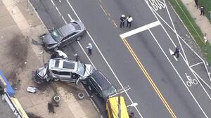 Exceso de velocidad: Posible causa de un accidente que dejó a un muerto y seis heridos