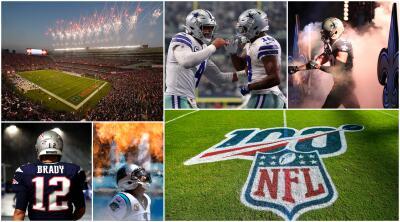 En fotos: el resumen de la semana 1 en la NFL