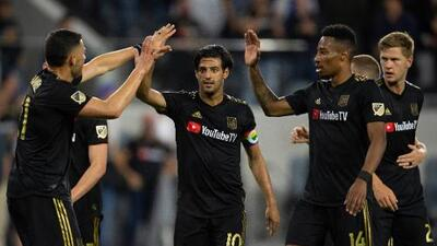 Goles son amores: LAFC, el equipo que más golea a diestra y siniestra en la MLS