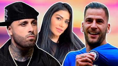 La ex de Nicky Jam reencuentra el amor en un futbolista del Cruz Azul