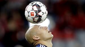 Groningen no tendrá que pagarle a Arjen Robben si se lesiona