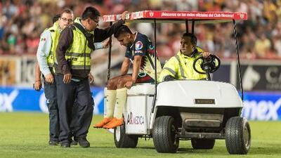 Cecilio Domínguez no jugaría la vuelta en el Azteca contra Toronto