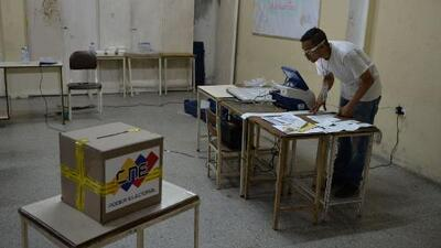 En medio de una marcada abstención y denuncias por fraude se realizaron las elecciones en Venezuela