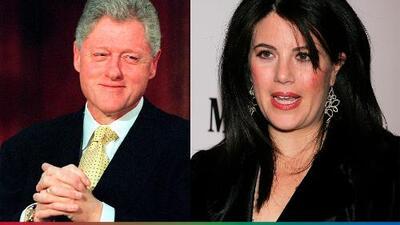 Retiran a Monica Lewinsky de un evento donde también estaría Bill Clinton